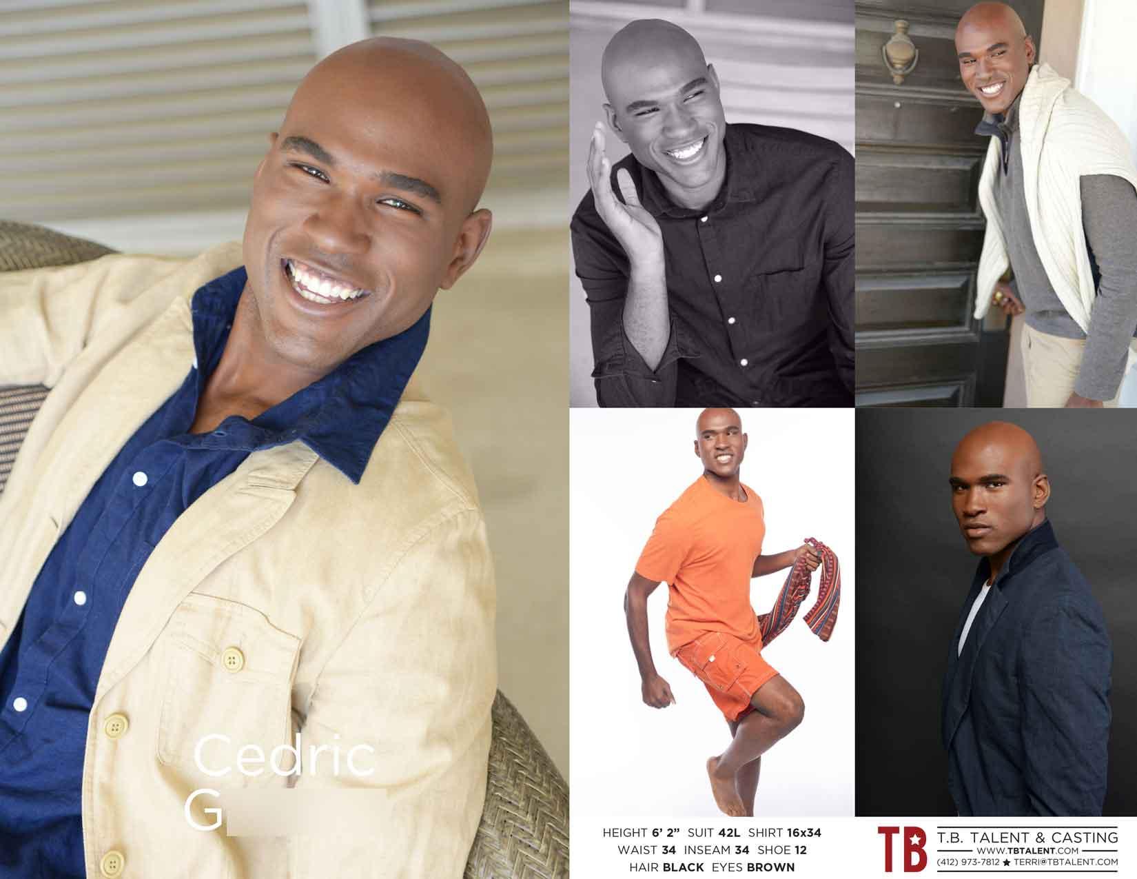 Talent Cedric G. TBTalent.com
